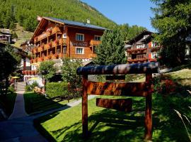 Park-Hotel Saas- Fee