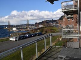 Oceanside, Flensburg (Mürwik yakınında)