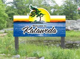 Katawoda Cottage Resort, Nobel (Dillon yakınında)