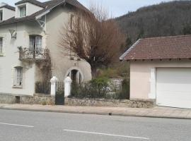 Apartment Coecilia, Ax-les-Thermes