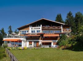 Hotel Sonnenhof, Eichenberg