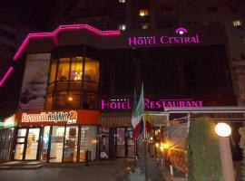 Hotel Central, Slobozia