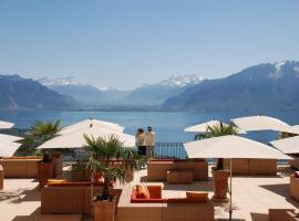 Le Mirador Resort & Spa, Vevey