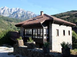 Albergue Turístico Valdebaró, Camaleño (Baró yakınında)
