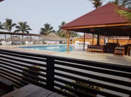 Tropicana Beach & Resort, Elwa (рядом с регионом Mambah-Kaba)
