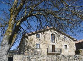 La Nogala, Dobro (Pesquera de Ebro yakınında)