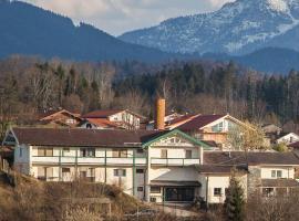 Chiemgau Hotel Viktoria, Bergen (Traunstein yakınında)