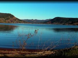 Domaine mon Rêve, Le Bosc (Near Lake Salagou)
