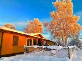 Aurora Lake Chalet Homestay, Fairbanks
