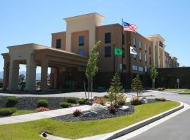 Hampton Inn & Suites Spokane Valley, Spokane Valley (in de buurt van Liberty Lake)