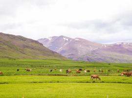 Erpsstadir Cottage, Sauðafell