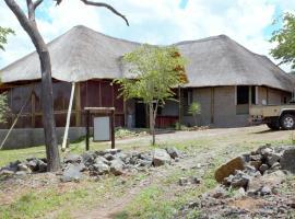 Lion Roars Lodge