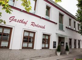 Gasthof Roderich Hotel, Langenzersdorf (克洛斯特新堡附近區域)