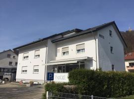 Burghotel Lörrach, Lörrach (Rümmingen yakınında)