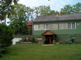 Marosán Vendégház, Lócs (рядом с городом Simaság)