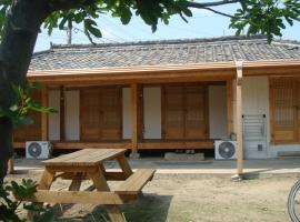 Sarangbang Guesthouse, Gyeongju