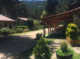 Los Ranchales Vinuesa, Vinuesa (Covaleda yakınında)