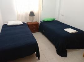 Apartment La Huerta de Beniajan, Murcia (Llano de Brujas yakınında)