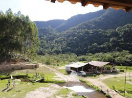 Pousada Toca Do Coelho, Rio Prêto (Rio Prêto yakınında)