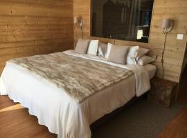 Bed&Breakfast Winoka Lodge, Veysonnaz