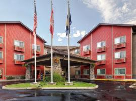 Best Western Rocky Mountain Lodge