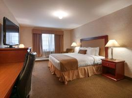 Best Western Gold Rush Inn, Whitehorse