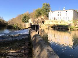 Moulin de Bapaumes, Нерак (рядом с городом Espiens)