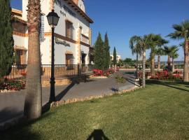 Hotel Rural Romero Torres, Fuente Obejuna (Los Pánchez yakınında)