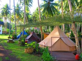 YSLA Beach Camp and Eco Resort, Mambajao