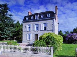 La Datiniere, Parigny (рядом с городом Fontenay)