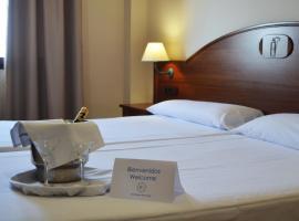 Hotel Reyes Ziries, Albolote