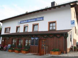Gasthof Pension Höng, Haarbach
