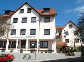 Hotel Schwanen, Köngen (Wendlingen am Neckar yakınında)