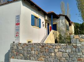 9 Musses Hotel Apartments, Skala Mistegnon (рядом с городом Skála Néon Kydonión)