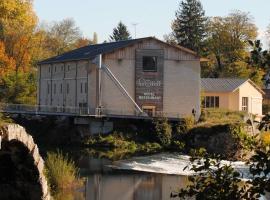 Au Moulin des Ecorces