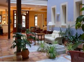 Hotel Veracruz, Utrera (El Coronil yakınında)