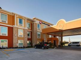 Best Western Plus New Orleans Airport Hotel