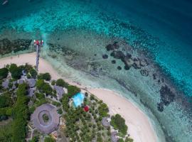 Gangga Island Resort & Spa, Serai (рядом с городом Totohe)