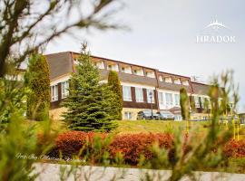 Hotel Hrádok, Jelšava