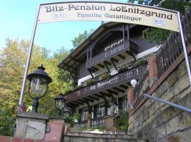Bilz-Pension, Radebeul