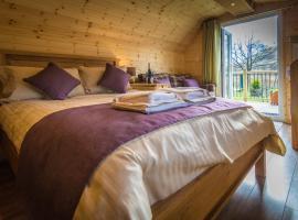 Glencoe Cabins and Caravans, Glencoe