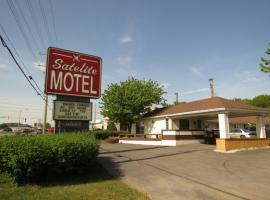 Satelite Motel, Sault Ste. Marie (Goulais River yakınında)