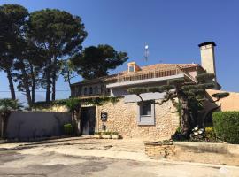 Hotel Rural Jaloa - Panxampla, Tortosa