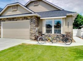 Sunglow Townhouse, Boise (Near Eagle Foothills)