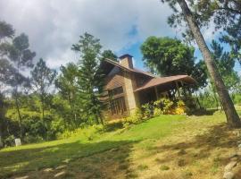 Quintas del Barranco, Pedregal (San José de Las Matas yakınında)