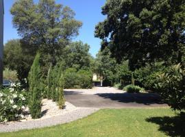 La Villa Oléa, Юзес (рядом с городом Arpaillargues-et-Aureillac)