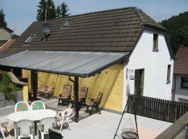 Holiday home Ferienhaus Eifel 2