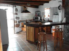 Casa Idaile, Los Estancos (рядом с городом Tetir)