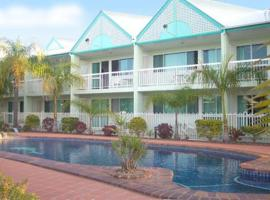 Reef Adventureland Motor Inn, Tannum Sands (Calliope yakınında)