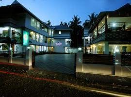 Clirind Resort, Athirappilly (рядом с городом Kallana)